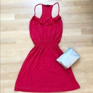 Express racerback dress